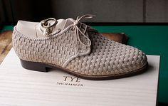 Derby Shoes (Men's) TYE Shoemaker