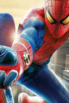 The Amazing Spiderman - Visit to grab an amazing super hero shirt now on sale! Marvel Comics, Marvel Heroes, Marvel Avengers, Man Wallpaper, Marvel Wallpaper, Amazing Spiderman, Spiderman Web, Comic Books Art, Comic Art