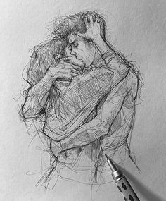Quotes Discover art sketches expressive sketching ex - Pencil Art Drawings Art Drawings Sketches Pencil Sketch Art Pencil Sketching Portrait Sketches Drawing Art Art Du Croquis Poses References Art Et Illustration Pencil Art Drawings, Art Drawings Sketches, Pencil Sketching, Pencil Sketch Art, Drawing Art, Drawing Ideas, Face Sketch, Portrait Sketches, Realistic Drawings