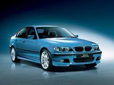 BMW 318i M-Sport Limited (2002 – 2005).
