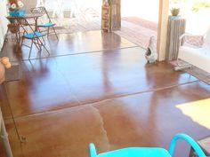 Get that shiny floor at www.dreamcoatflooring.com