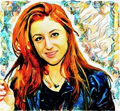 Leading Ladies aren't just actresses or men pretending to be women. They're women like my wife Monica, and my sister from another mister Happy Woman Day, Digital Art, Artist, Insight, Painting, Actresses, Projects, Inspiration, Female Actresses