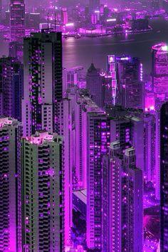 robert-dcosta:  Purple Hong Kong || © || Robert D'Costa ||