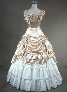 Victorian Dresses | Freeship Renaissance Victorian Gothic Lolita/Marie Antoinette/civil ...