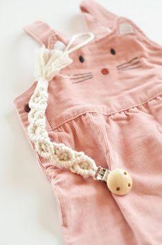 Macrame, Knots, Buttons