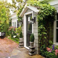 Classic bungalow in California LUCY WILLIAMS INTERIOR DESIGN BLOG