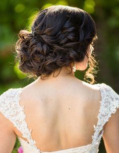 17 of The Most Fabulous Wedding Hairstyles That Will Surly Make You Jaw Dropping on Your Big Day. These Wedding Hairstyles are Unique Trendy and Styled according to Face Shapes.
