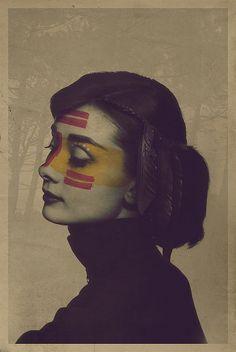 Native American Audrey