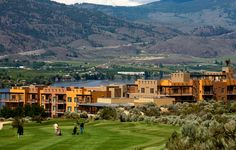Experience the true meaning of 'destination wedding' with a stunning and scenic vineyard ceremony at Spirit Ridge Vineyard Resort & Spa. Treat yourself and your wedding party to the best in Okanagan vacation rentals plus on-site spa services and a fantastic four-season playground offering world class golf, dining, winery tours, beaches and swimming pools and enrichment activities just steps from your room. http://www.spiritridge.ca/meetings/packages-and-specials.aspx