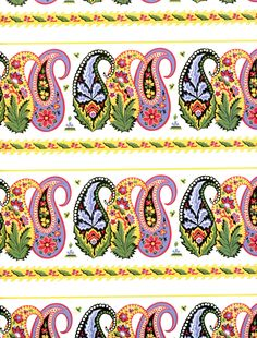 Paisley Print DECORATIVE PAPER - Paisley Wrapping Paper -Paisley Gift Wrap - Indian Gift Wrap - Collage Paper - Traditional Print Paper by OneDayLongAgo on Etsy