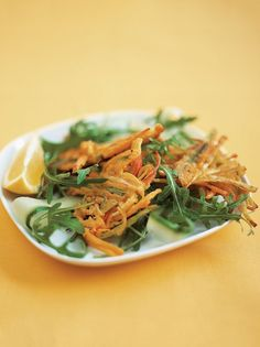 Onion Bhaji Salad   Vegetables Recipes   Jamie Oliver Recipes