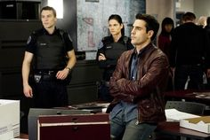Rookie Blue: 4x13: Nick, Andy and Sam