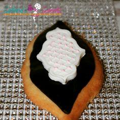 Parisian Themed Custom Cookies