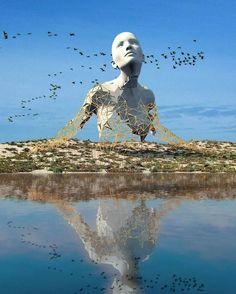 Les incroyables Sculptures réalistes de Chad Knight - Page 2 sur 5 - Chambre237