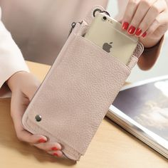 Women's Long Purses Large Capacity Multifunction  Nubuck Leather Zipper Cross Mobile Phone Bit Card Holder Clutch Wallets