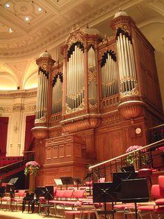Concertgebouw Organ
