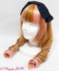 Vintage Dollカチューシャ