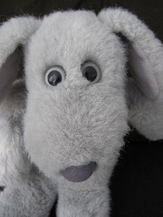 Vintage Francesca Hoerlein Le Mutt Plush - my favorite stuffed animal!!