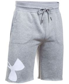 "UNDER ARMOUR Under Armour Men'S 10"" Rival Fleece Sweat Shorts. #underarmour #cloth # activewear"