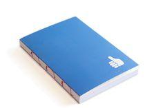 I like-Notizbuch – Din A6 Designnotizbuch