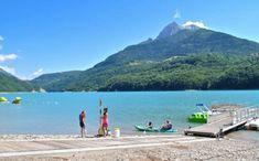 Lac du Sautet (Foto: Tourisme Isère)