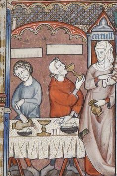 Vie et martyre de saint Denis, 1317
