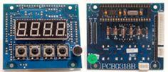 PCB0318B DISPLAY PCB FOR EVENT BRICK