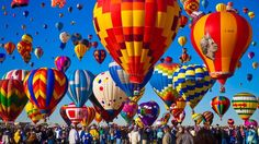 19. Albuquerque International Balloon Fiesta - New Mexico, USA … 22 Breathtaking Festivals Around The World That You Must See Before You Die