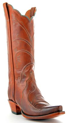 All girls need a pair of Lucchese's