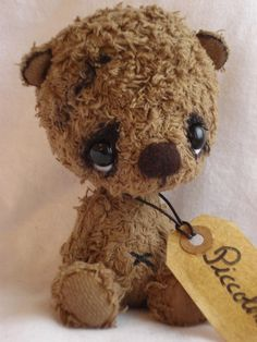 Gorgeous little bear!