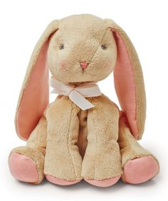 Look what I found on #zulily! Pink Little Lops Bunny Plush Toy #zulilyfinds