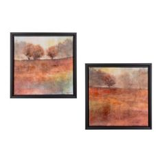 Sienna Landscape Framed Canvas Prints | Kirkland's