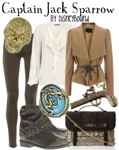 so cool - just landed on disneybound's blog - her outfit ideas are really fun - love the themes