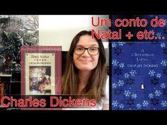 Charles Dickens: Um conto de Natal + Batman Noel + Fantasmas de Natal