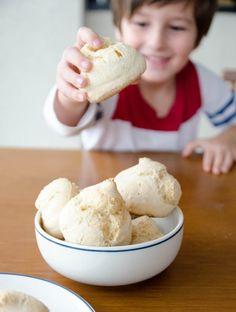 receita de pão de mandioca sem gluten fácil