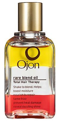 Product Review: Ojon Rare Blend Oil.  A multi-benefit hair oil featuring natural oils to help repair severe damage while providing intense hydration, taming frizz, boosting shine and protecting against damage caused by heat styling and environmental exposure.  UNIQUE CHARACTERISTICS features seven naturally-reparative oils from around the world known for their unique composition to address a spectrum of hair concerns. £29 www.ojon.co.uk
