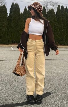 Indie Outfits, Teen Fashion Outfits, Retro Outfits, Cute Casual Outfits, Stylish Outfits, Summer Outfits, Tomboy Fashion, Look Fashion, Streetwear Fashion