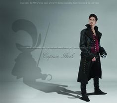 Captain Hook's shadow... This suit will be worn on #FT3 @OnceUponAFan @OnceStorybrooke