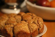 Pain à l'avoine et à l'érable Monkey Bread, Bagels, Scones, Muffins, Brunch, Homemade Breakfast, Doughnuts, Ice Cream, Favorite Recipes