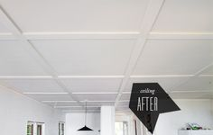 plywood and 1x4\'s for ceiling. smitten studio