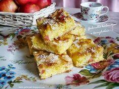 Gabriella kalandjai a konyhában :): Lusta asszony rétese - bármilyen gyümölccsel