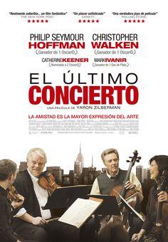"""""""El último concierto"""", """"A Late Quartet"""" (2012). Country: United States. Director: Yaron Zilberman."""