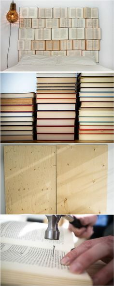 78 Superb DIY Headboard Ideas for Your Beautiful Room - Page 2 of 8 - DIY & Crafts
