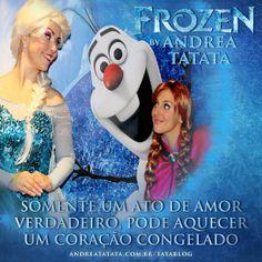 Bom dia, pessoal! Nos últimos dias foi anunciado que Frozen ganharia sua versão para os palcos de gelo, isso mesmo, estamos falando do Disney On Ice – Frozen!  A atração traz nossas irmãs favoritas para a vida real, e os outros personagens do filme também, é claro. E de bônus, ainda tem Mickey & Minnie e várias princesas que nós amamos! Leia o post completo no nosso blog: http://www.andreatatata.com.br/tatablog/?p=1917