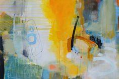 Nyhet 03.08.15.  Iras maleri «Summer» (150x100 cm)  ble ferdig og er tillegelig for salg hos JK for kr 16.900,-