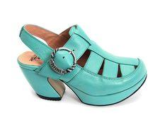 Portage (Aqua)  Funky shoes!