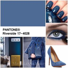RIVERSIDE is cool and calming. It maintains a sense of constancy, whilst bordering on exciting! This shade is sophisticated, and displays subtle vibrancy. #Riverside #AW16  *The eye pencil used in this picture is PRECARIOUS from Younique. The nail varnish is ONE TRACK MIND from China Glaze.