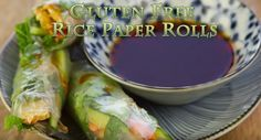 Spring rolls are so delicious and fresh. And this is a vegan version! You really could add in any of your favorite vegetables. Anja Cass, in the video, shows us how to easily work with the rice papers. The key is to work quickly and not over soak them on the front end. …