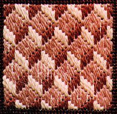 Photo of 3D Blocks Decorative Stitch