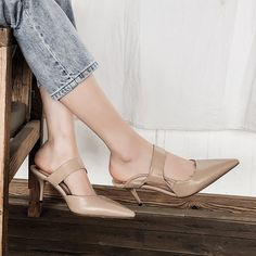 Chiko Kymberlyn Pointed Toe Block Heels Clogs/Mules Pointed Toe Block Heel, Block Heel Loafers, Block Heels, Pump Shoes, Mules Shoes, Sandals, Oxfords, Loafer Shoes, Women's Shoes